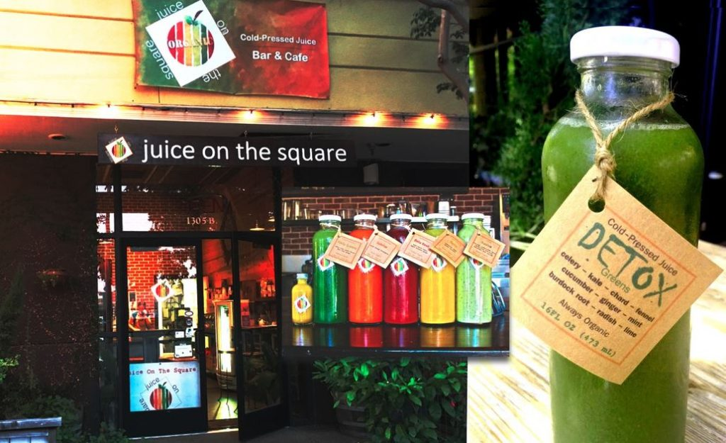 Juice Bar & Organic Cafe Santa Rosa